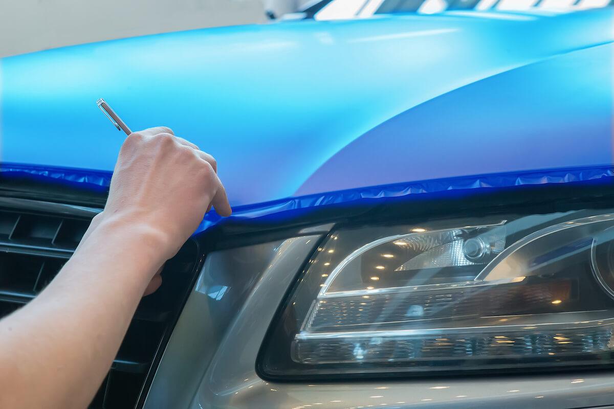 samdex automotive product film