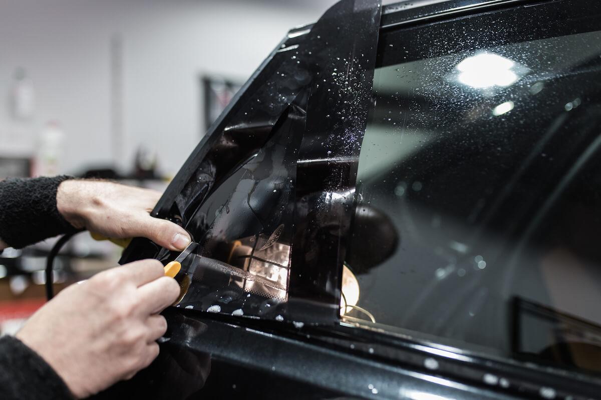 films for glass automotive samdex