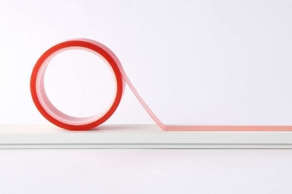 adhesive red tape samdex