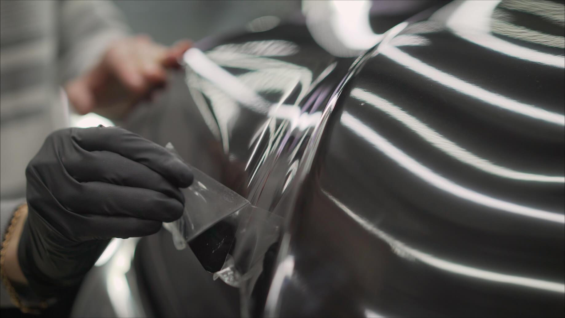 ochronna folia samoprzylepna do metalu samdex