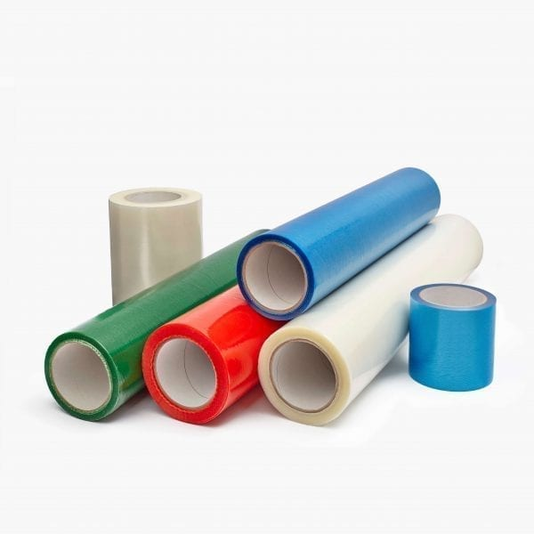 colored protective films and tapes