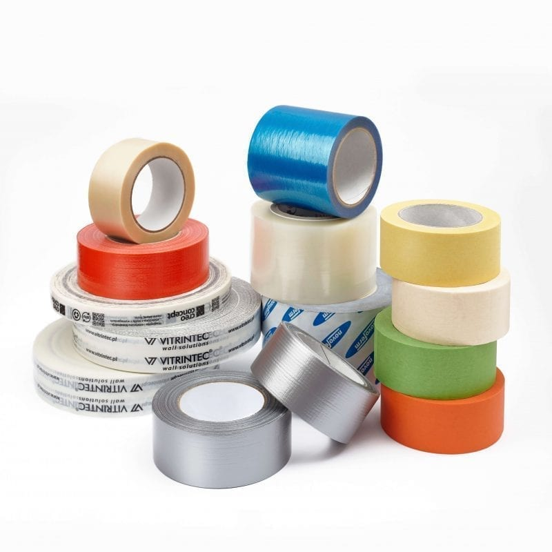 protective colored tapes samdex