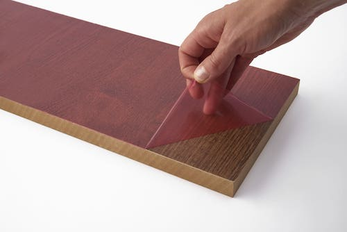 colored protective films for wood