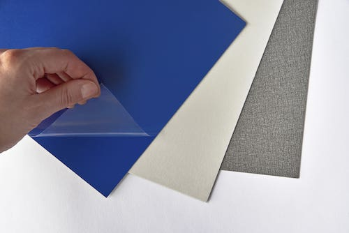 protective film for print